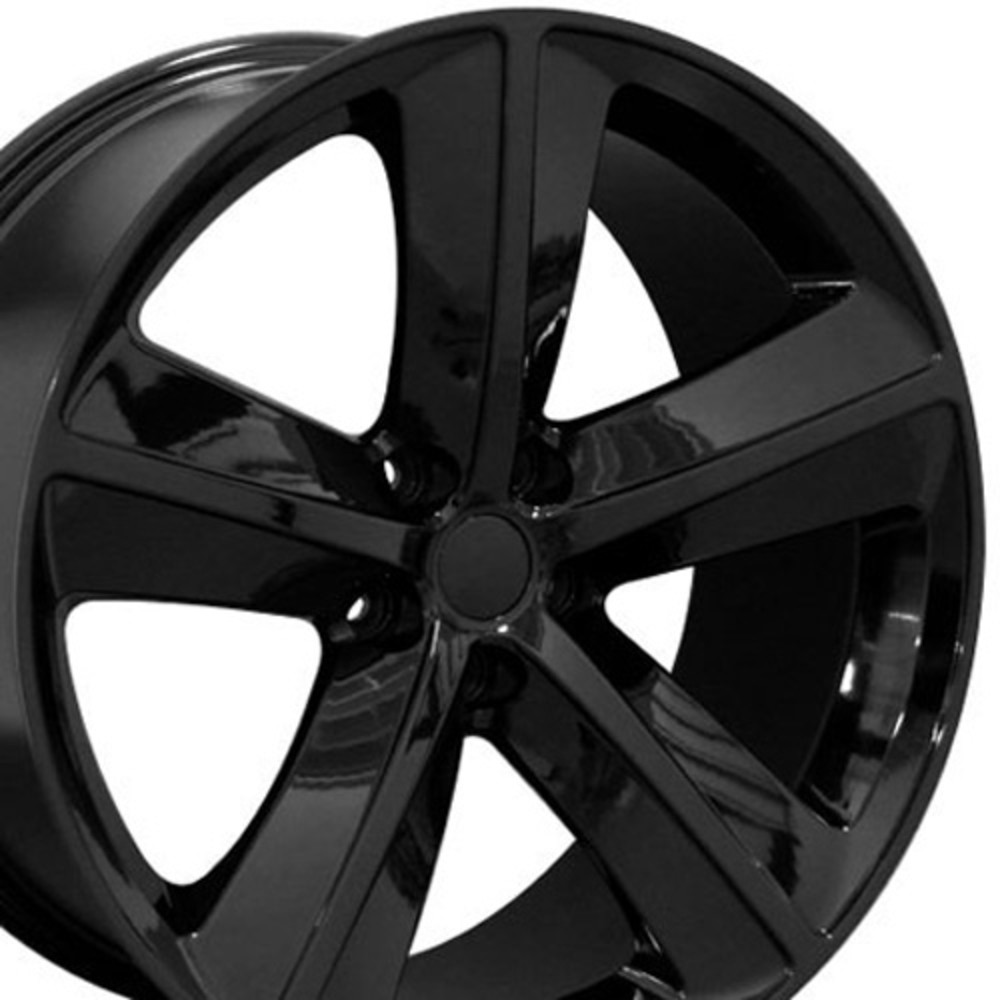 "OE Wheels Dodge Challenger/Charger SRT Replica Wheel - Gloss Black (20""x 9"" - 20mm Offset)"