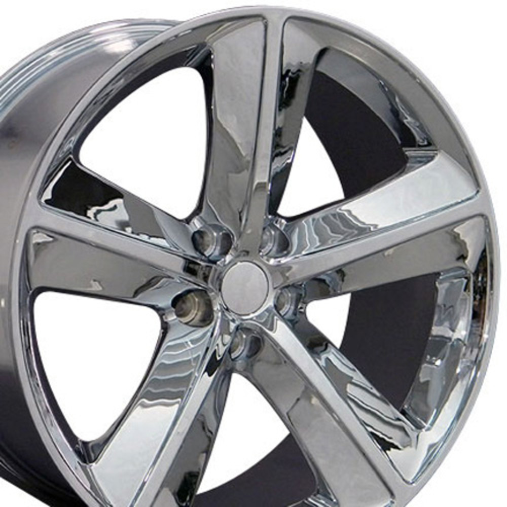 "OE Wheels Dodge Challenger/Charger SRT Replica Wheel - Chrome (20""x 9"" - 20mm Offset)"